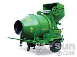 柳工JZC350搅拌机