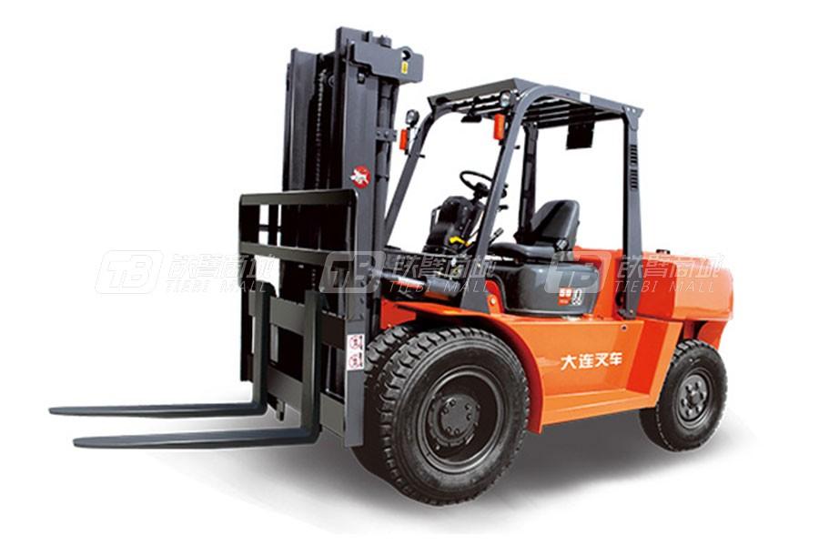 大连叉车CPCD50(国产/进口)平衡重式内燃叉车D系列