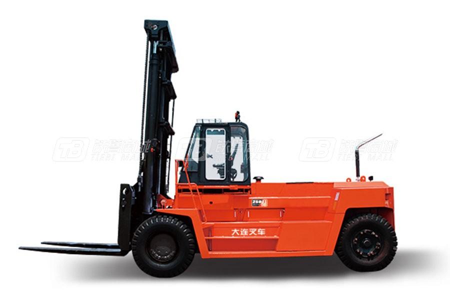 大连叉车FD250平衡重式内燃叉车B系列