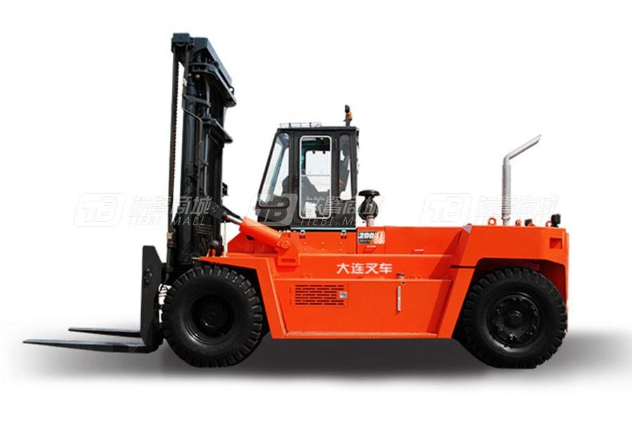 大连叉车FD200平衡重式内燃叉车B系列