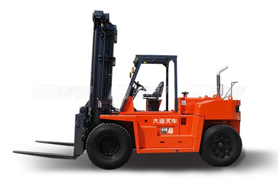 大连叉车CPCD135平衡重式内燃叉车B系列