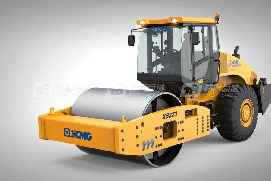 徐工XS223单钢轮压路机