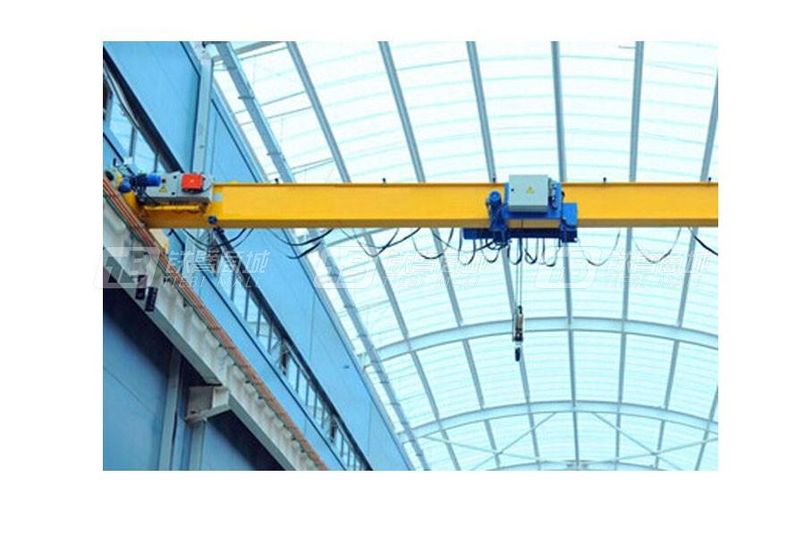 泰沃机械欧式单梁桥式20吨起重机