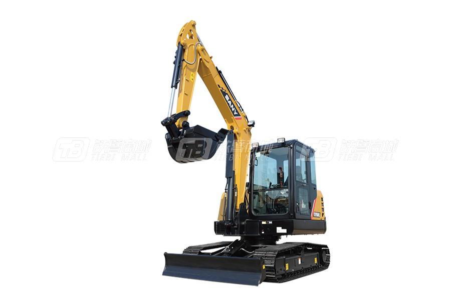三一SY60C Pro小型挖掘机