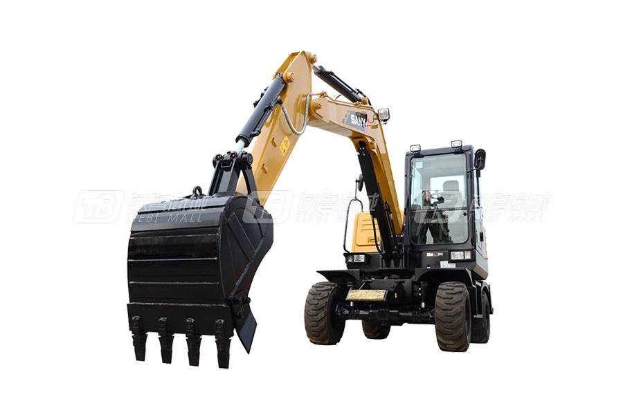 三一SY65W pro轮式挖掘机