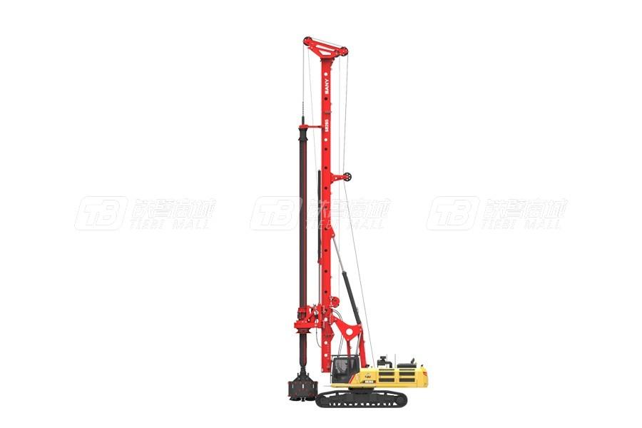 三一SR235-C10旋挖钻机