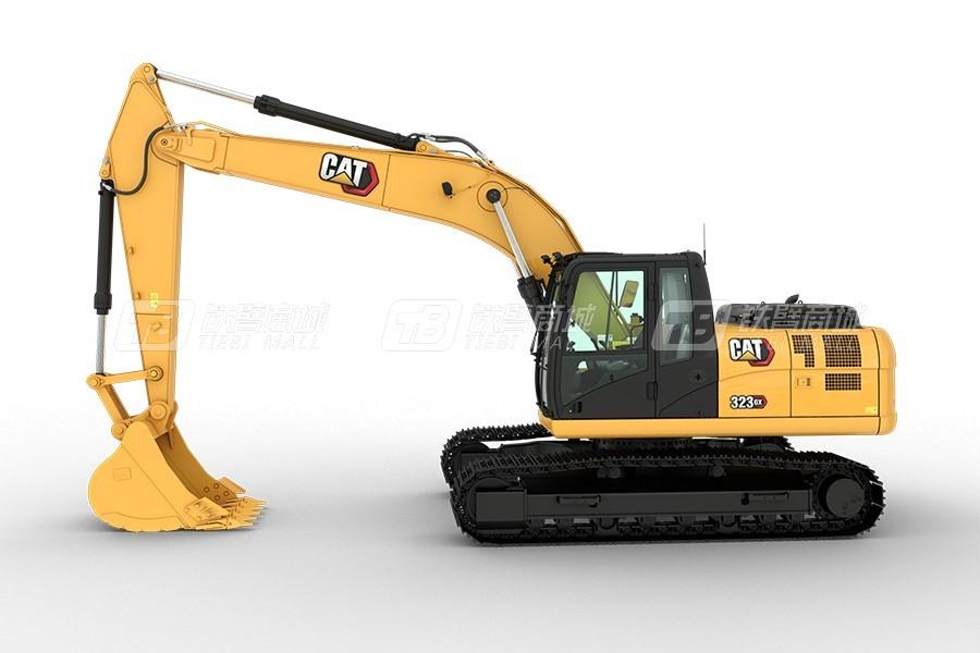 卡特彼勒新经典CAT? 323 GX履带挖掘机