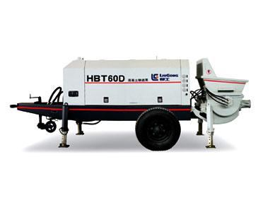 柳工HBT60D拖泵