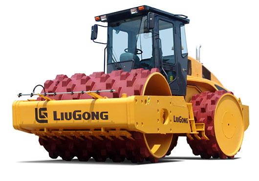柳工CLG622L压实机