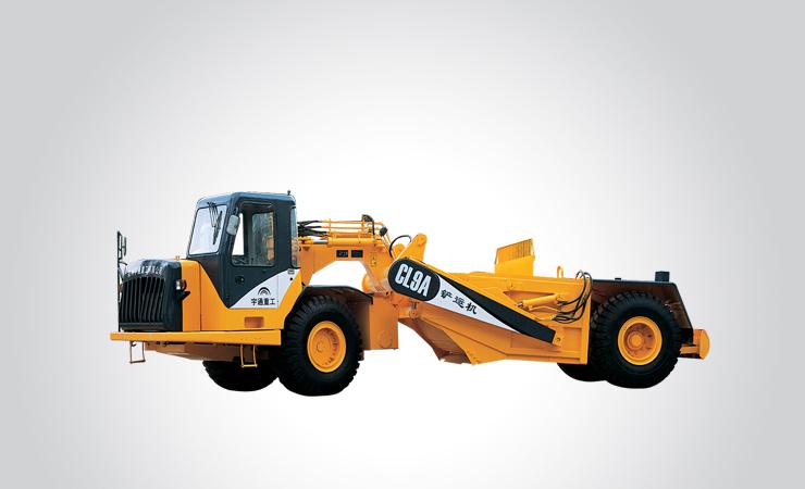 宇通重工CL9A自行式铲运机